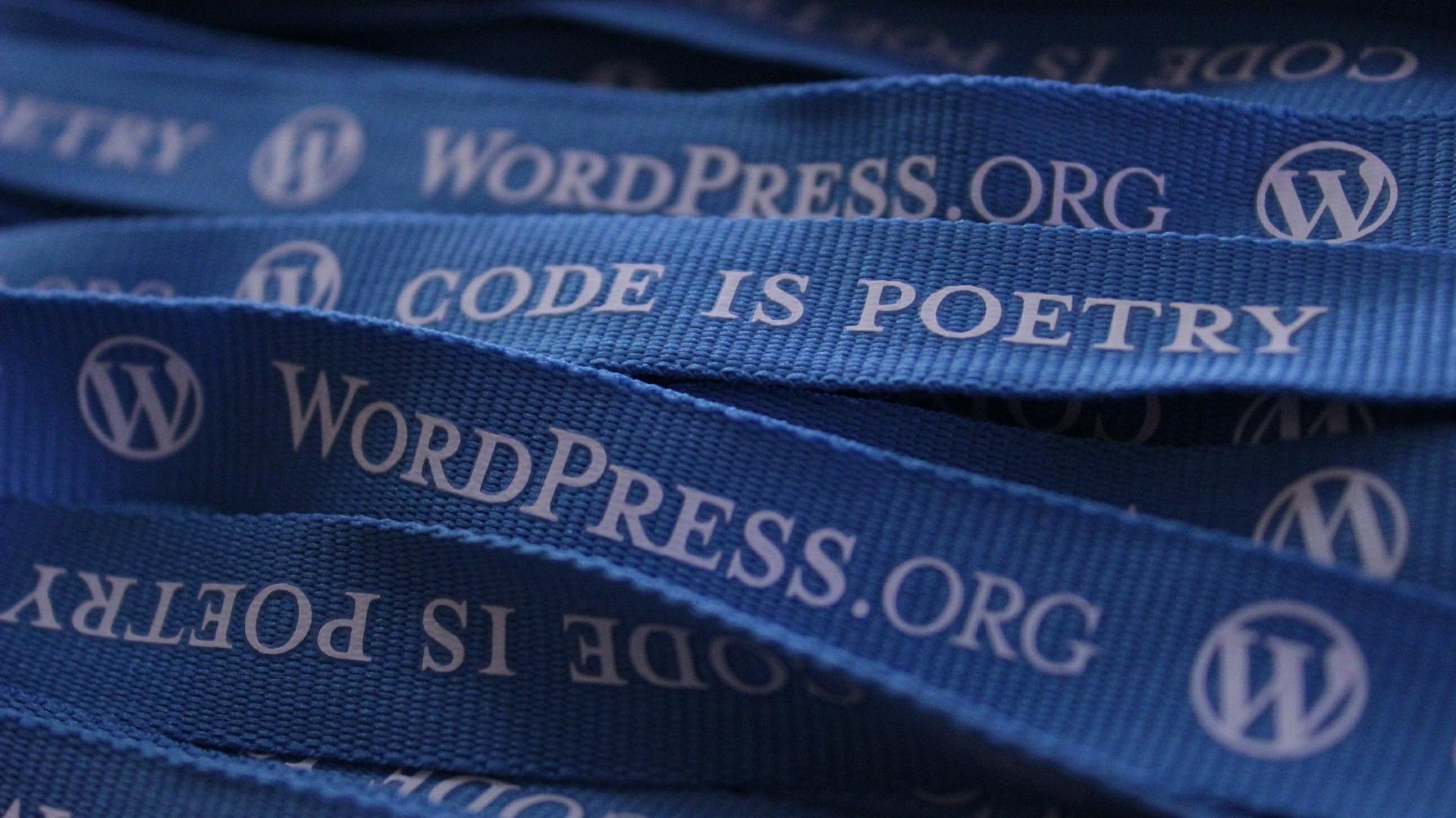 Bloggen mit WordPress ist der Standard fuer selbst gehostete Blogs