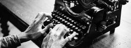 Schreibmaschinen sterben aus